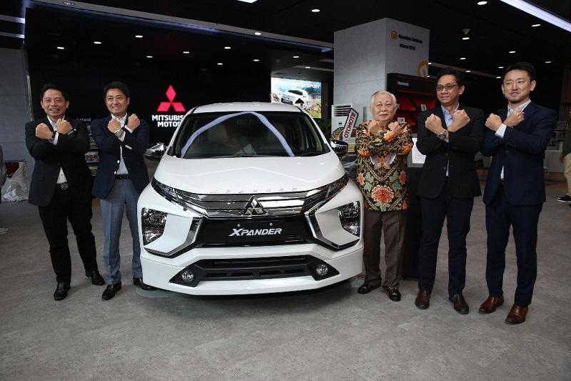 Mitsubishi Motors Buka Dealer Perkantoran di Pusat Jakarta