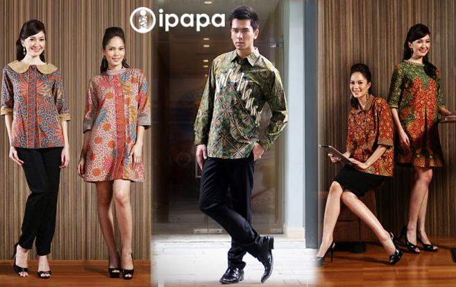 Tips Memilih Model Baju Batik Agar Terlihat Trendi Di Kantor