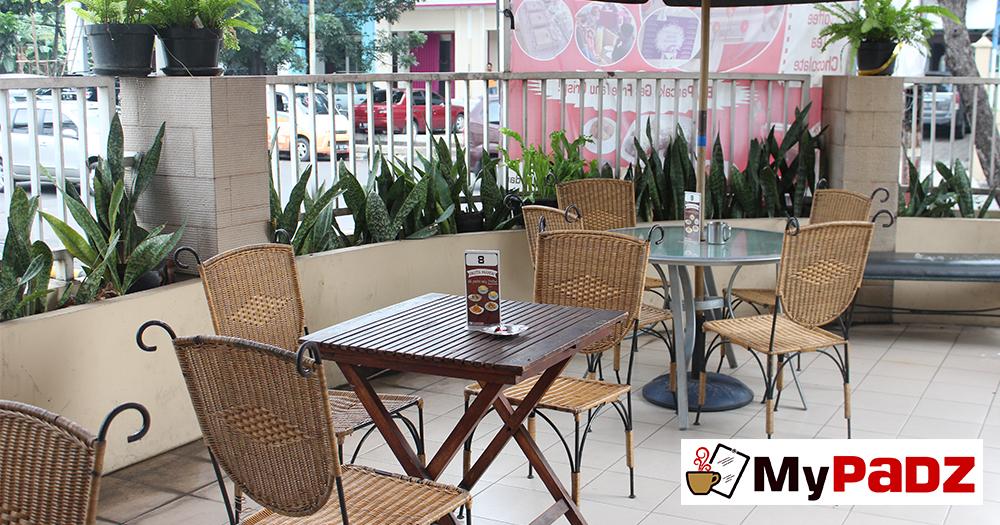 MyPadz, sebuah tempat makan enak dan murah di bintaro