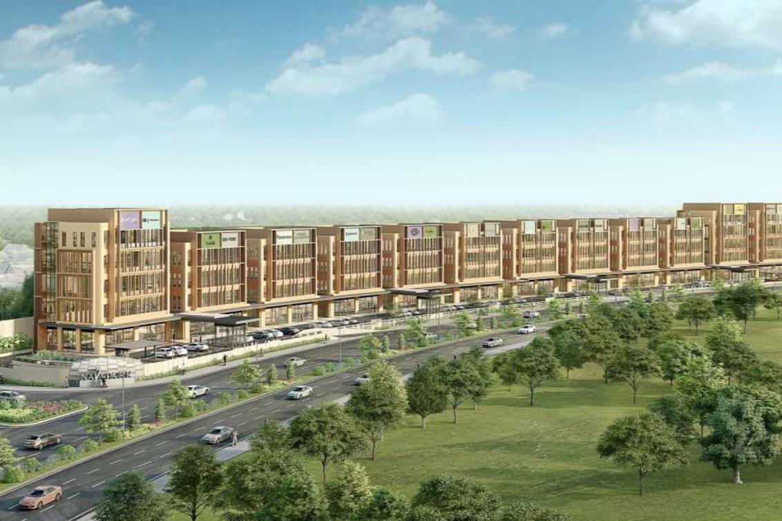 NavaPark Tawarkan Perkantoran Multi Bisnis di BSD City