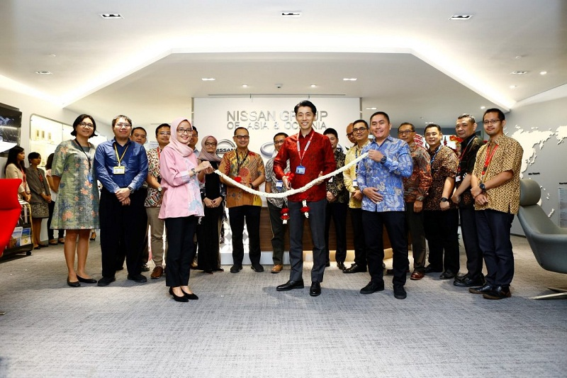 Nissan Indonesia Pindah Kantor dari Wisma Indomobil ke South Quarter
