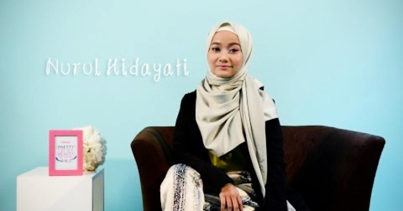 Tips Gaya Hijab Kantor Ala Blogger Malaysia Nurul Hidayati