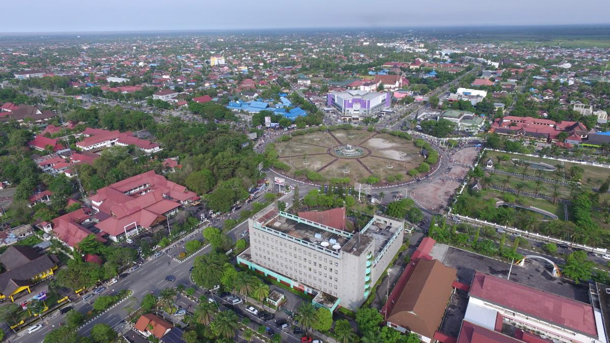 Ibu Kota Baru Butuh Gedung Perkantoran hingga Drainase yang Baik
