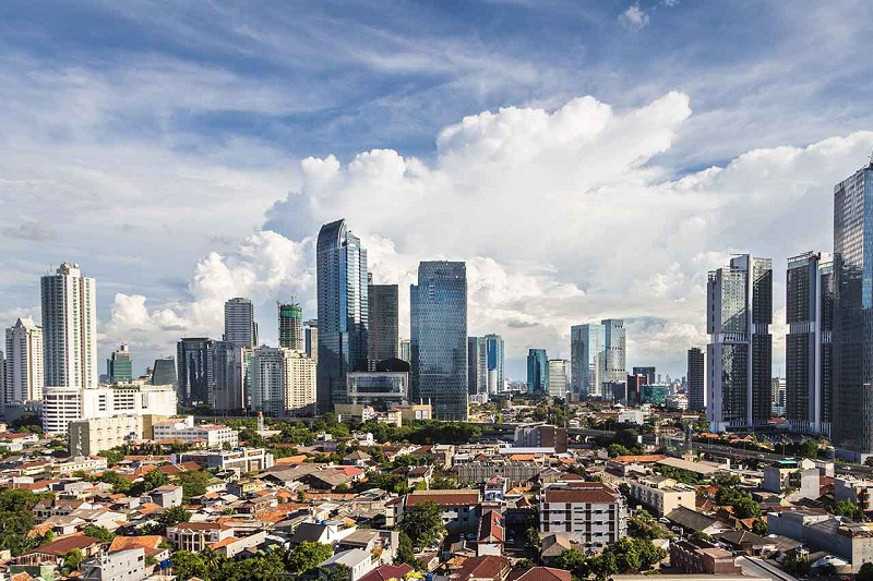 Pasar Perkantoran Jakarta Awal 2020 Masih Tertekan