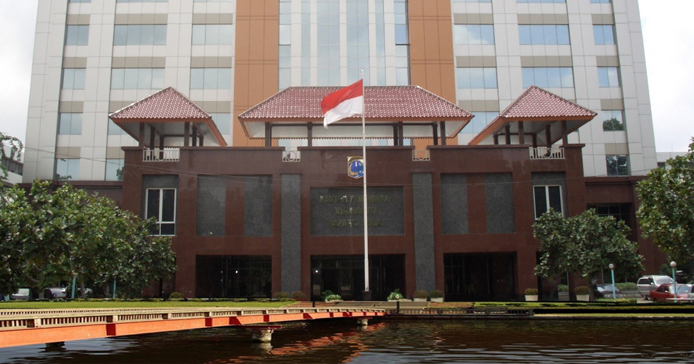 Pekerja Harian Lepas Kantor Walikota Jakarta Pusat Ditemukan Tewas
