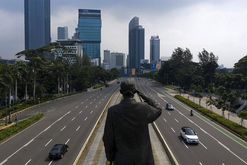 Pemprov DKI Ancam Tutup Perkantoran Jika Tidak Patuh PSBB