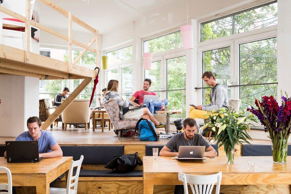 Pengertian Coworking Space dan Keuntungannya