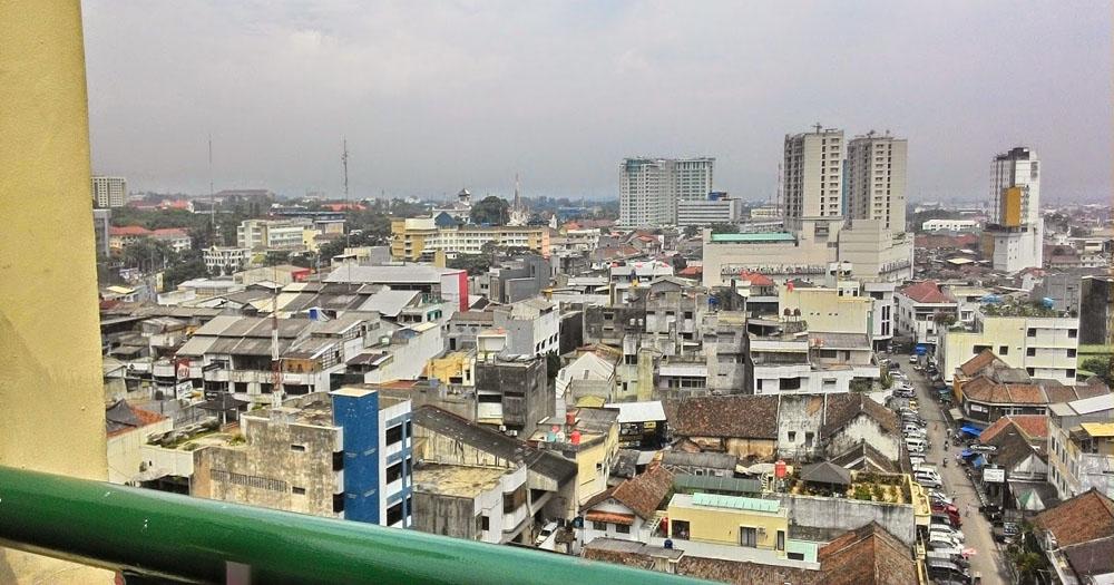 Pertumbuhan Ruang Perkantoran di Bandung Tercatat Yang Paling Tinggi