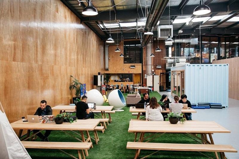 Perusahaan Asing Berebut Untung dari Bisnis Coworking Space