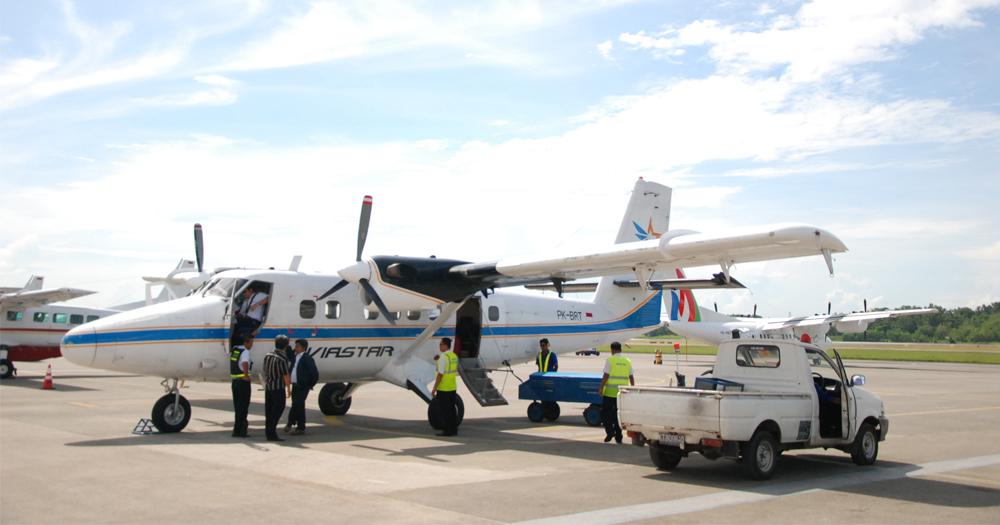 Pesawat Aviastar Akhirnya Ditemukan