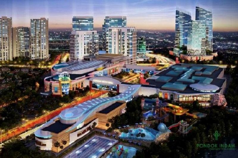 Pondok Indah Group Garap PIM 3 dan Perkantoran Sewa Tahun Ini