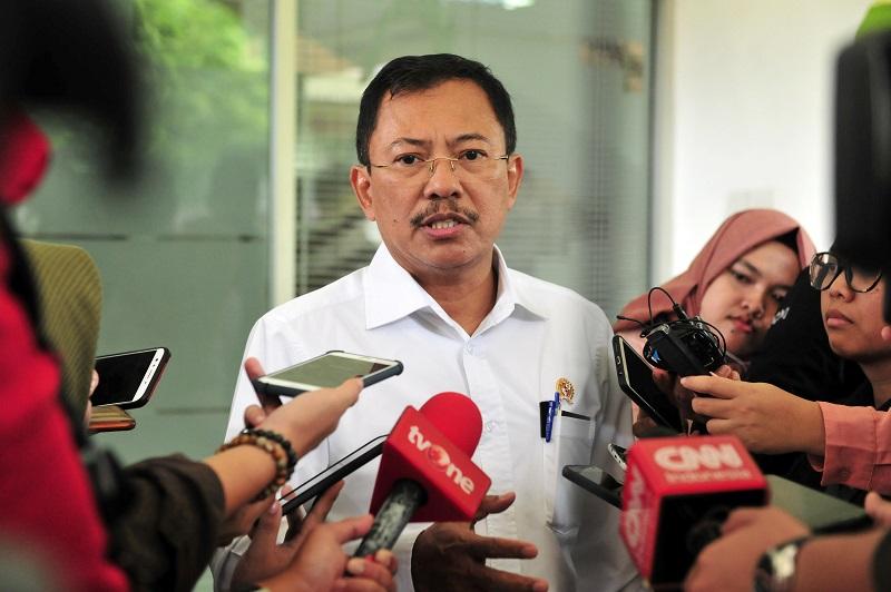 Protokol New Normal Menteri Kesehatan di Perkantoran dan Industri