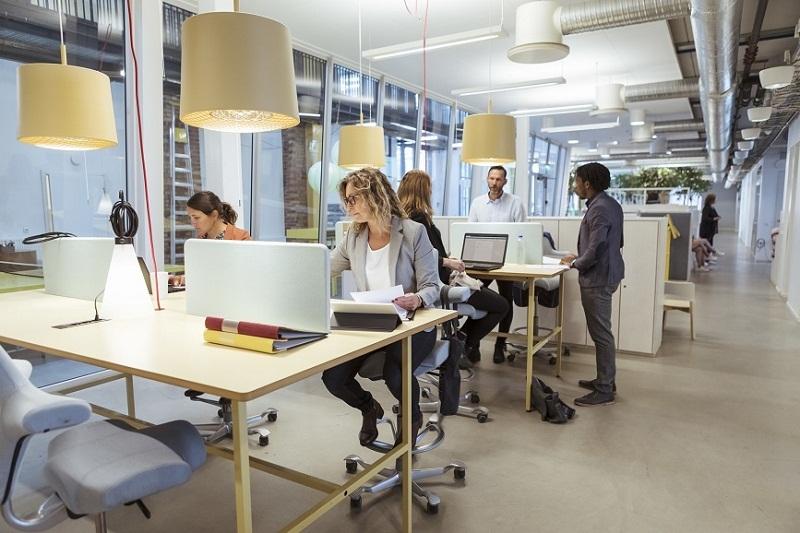 Ruang Kantor yang Paling Disukai Pekerja Milenial