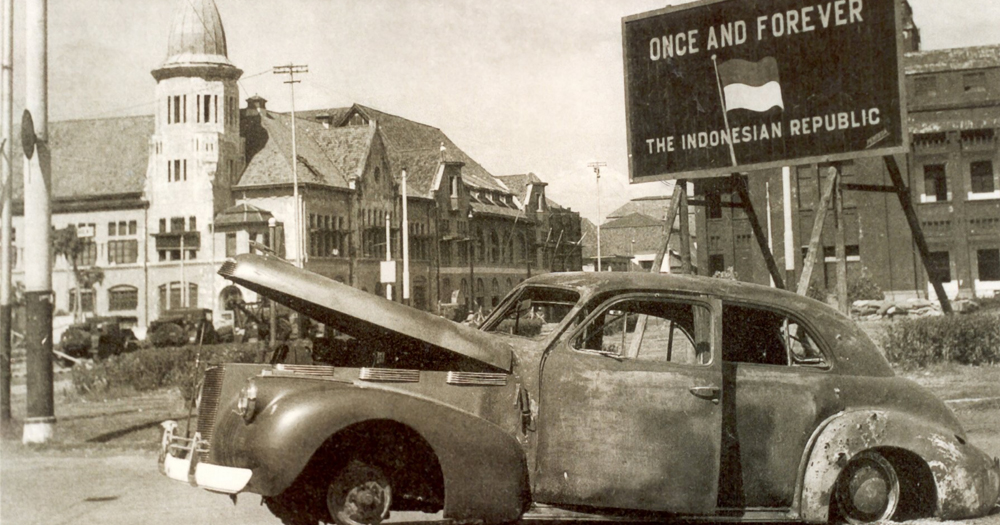Sejarah Pertempuran 10 November di Surabaya