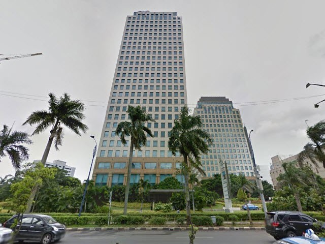Lima Perkantoran di Jakarta Dengan Harga Selangit