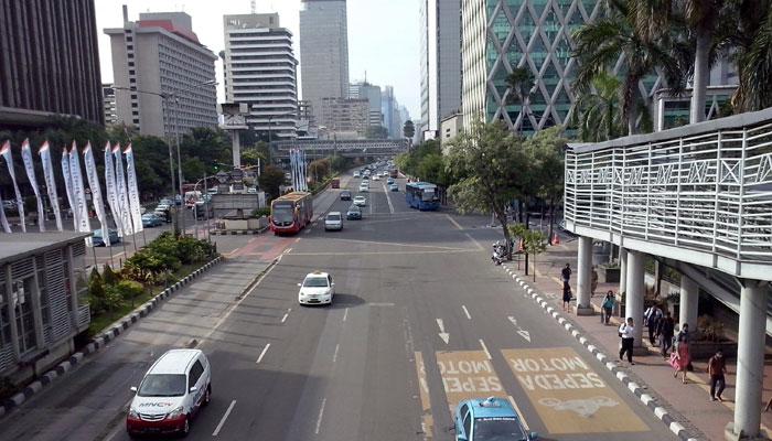 Setelah MRT Beroperasi, Perkantoran di Thamrin Pulih Paling Cepat