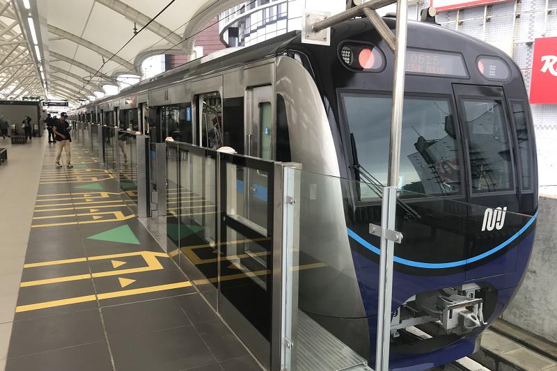 Sewa Kantor di Sekitar Jalur MRT Berpotensi Semakin Tinggi
