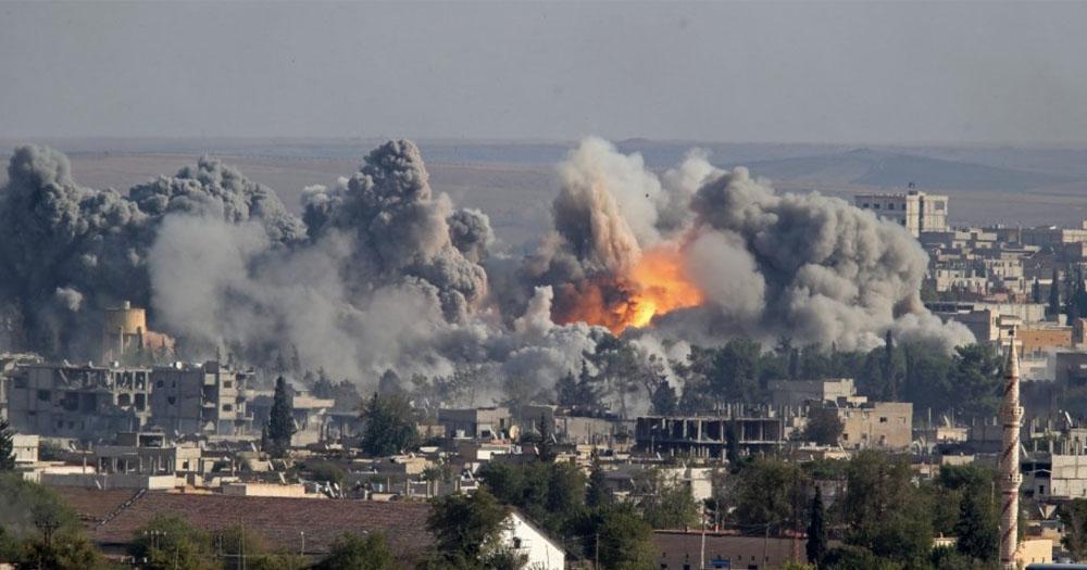 AS dan Rusia Sepakati Pengaturan Serangan Udara di Suriah