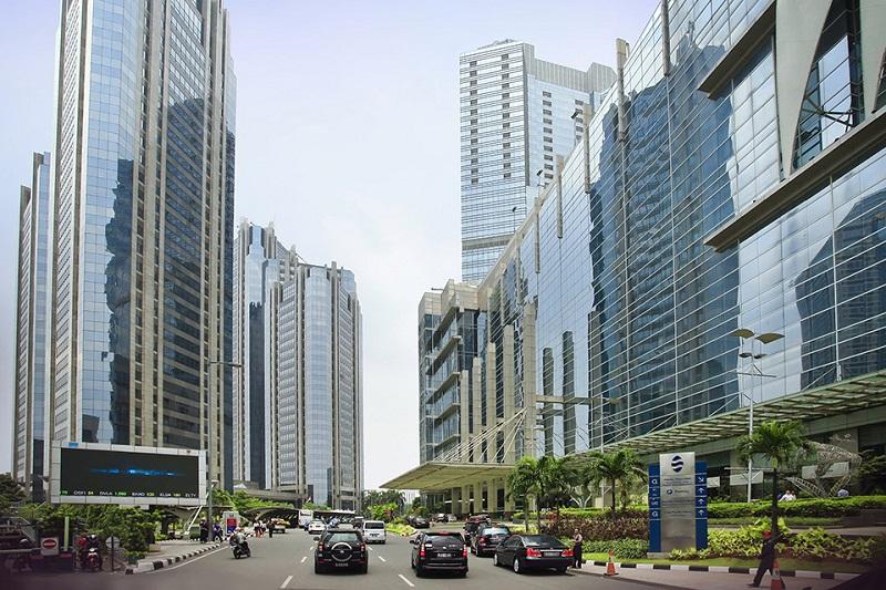 Tahun 2023, Perkantoran di Kawasan Bisnis Jakarta Jadi 770 Hektare