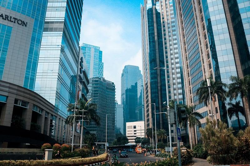 Tahun Politik, Puncak Kekosongan Perkantoran CBD Jakarta