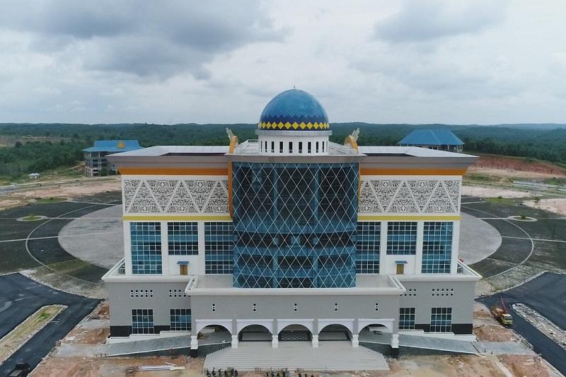 Taman Perkantoran Walikota di Tenayan Raya Akan Jadi Ikon Wisata Pekanbaru