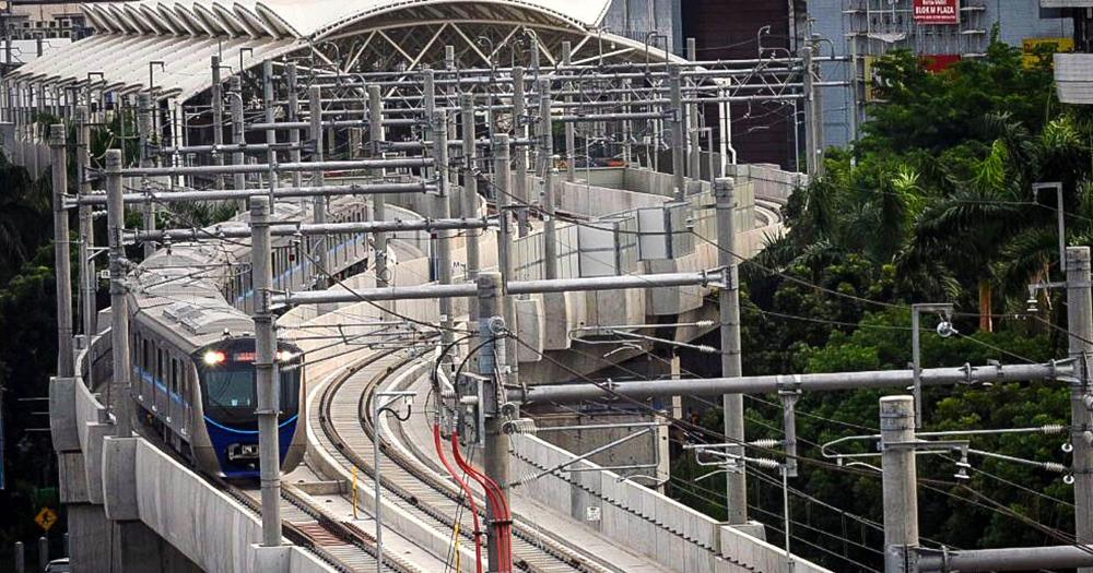 Tarif MRT dan cara pembeliannya