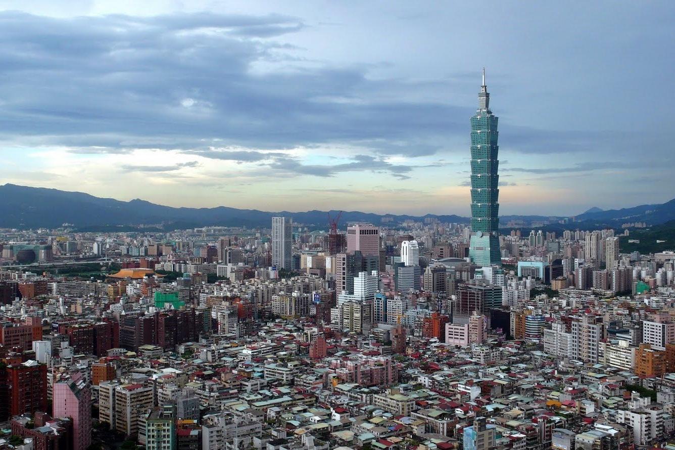 Tingkat Kekosongan Ruang Kantor di Taiwan Sentuh Titik Terendah
