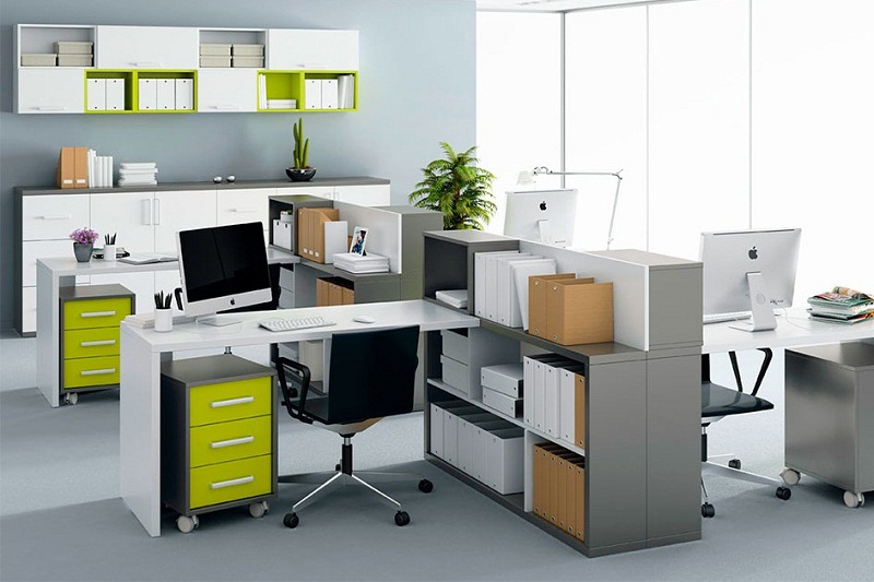 Tips Memilih Warna Cat untuk Ruang Kantor Anda