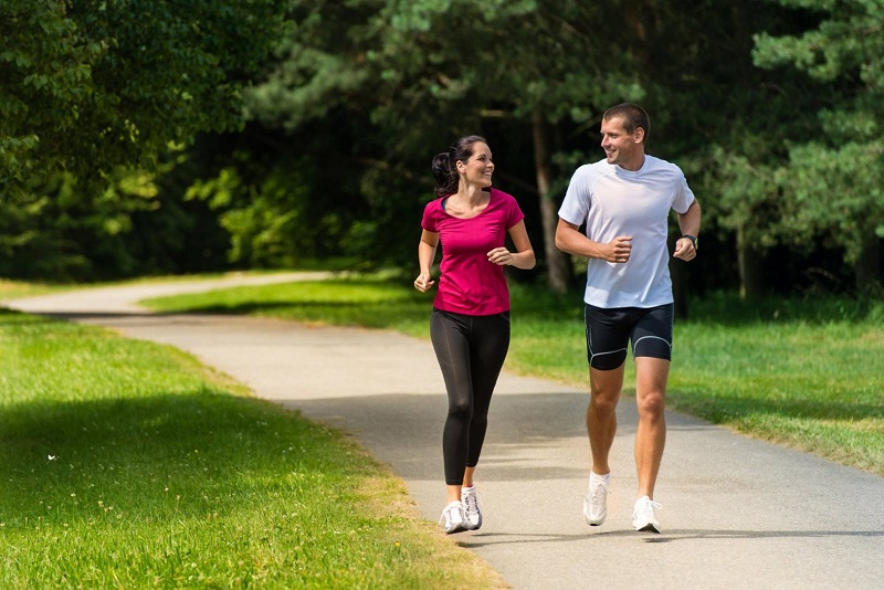 Tips Olahraga bagi Pekerja Kantor dari Pelatih Marathon