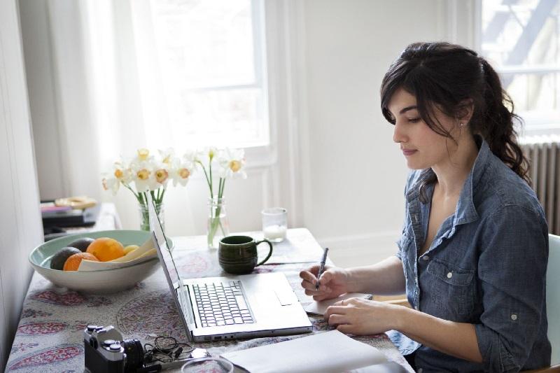 Tips dan Kiat Bekerja dari Rumah Dengan Nyaman