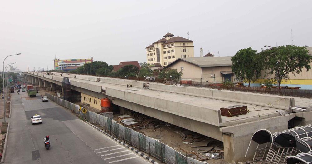 Tol Kunciran Serpong Akan Dibangun Tahun 2016