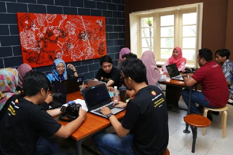 UGM dan Lintasarta Berkolaborasi Bangun Coworking Space
