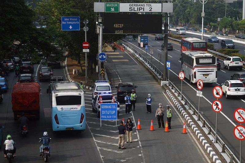 Usulan Meliburkan Perkantoran Di Jalur Asian Games