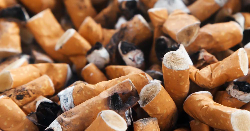 Wanita ini tuntut dua perusahaan sebesar 1 triliun rupiah karena kecanduan rokok
