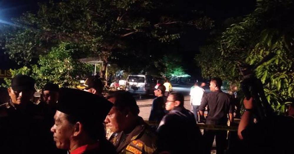 Warga sekitar terkejut mengetahui terduka peledakan bom di Surabaya adalah Dita
