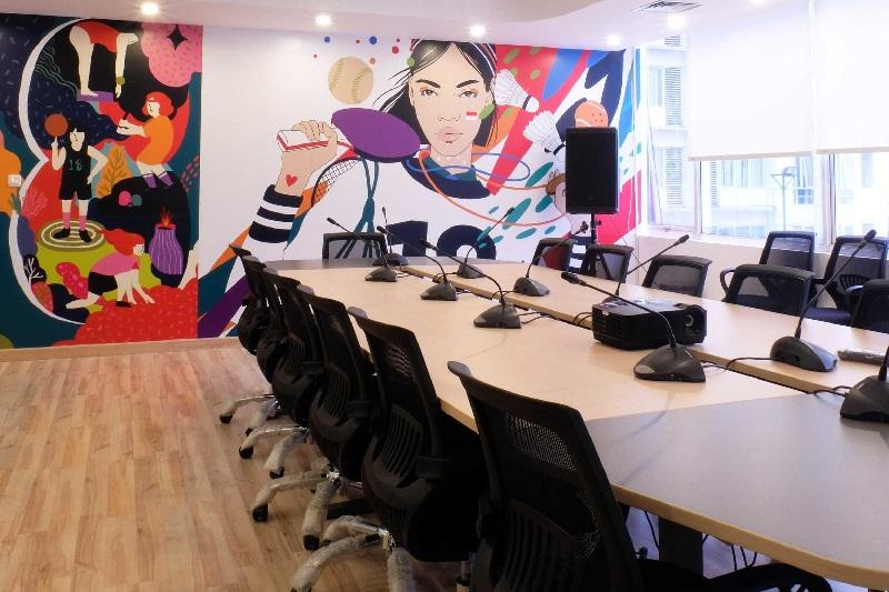 Yuk Intip Desain Kantor Asian Games 2018 yang Elegan dan Keren