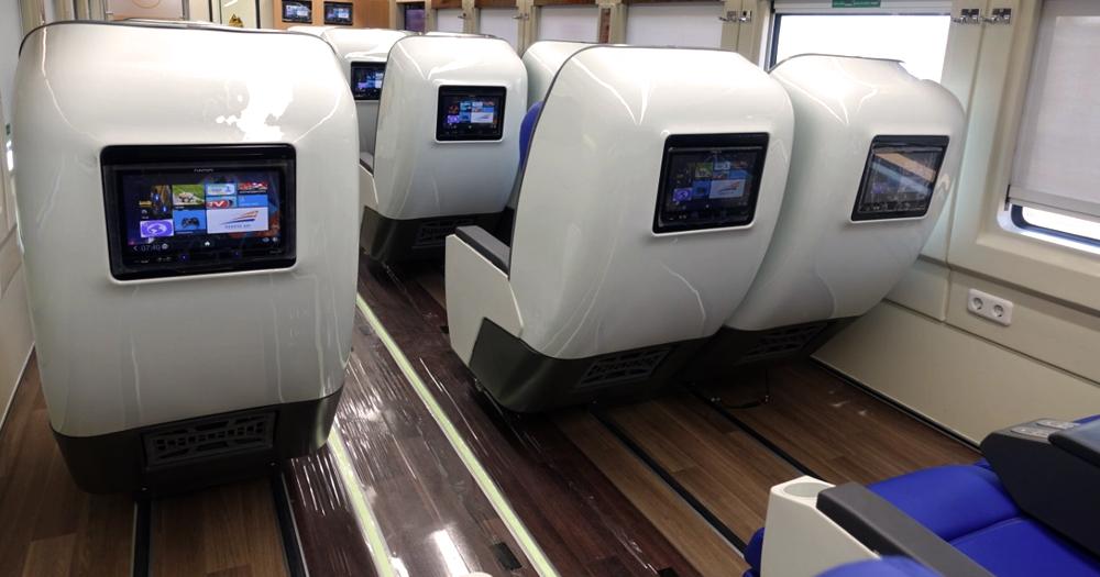 Yuk coba sensasi naik kereta tidur ke Solo, Yogyakarta, hingga Malang