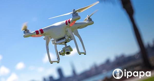 Merekam menggunakan drone, ada aturannya