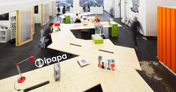 Upgrade kantor anda dengan trend office space dunia