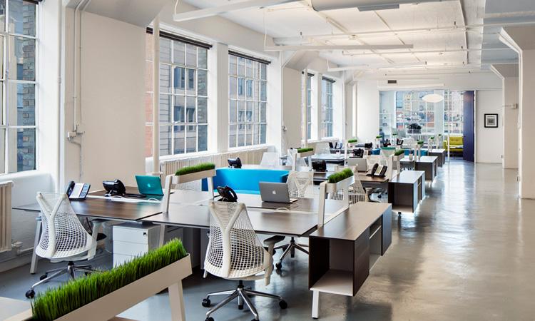 Trend Ruang Kantor 2017 yang Menginspirasi