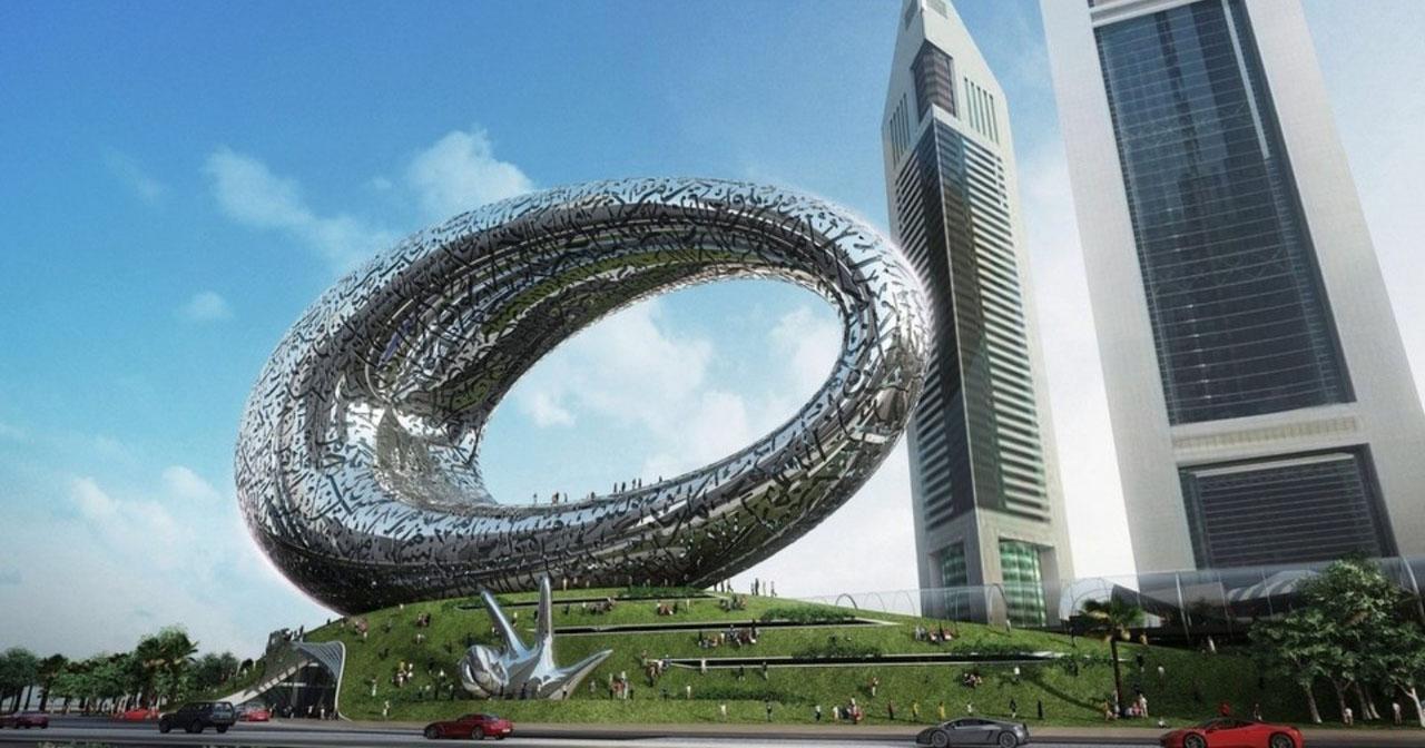 Proyek Spektakular Dubai