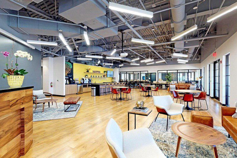 Coworking Space Hanya Serap 5% Perkantoran Jakarta